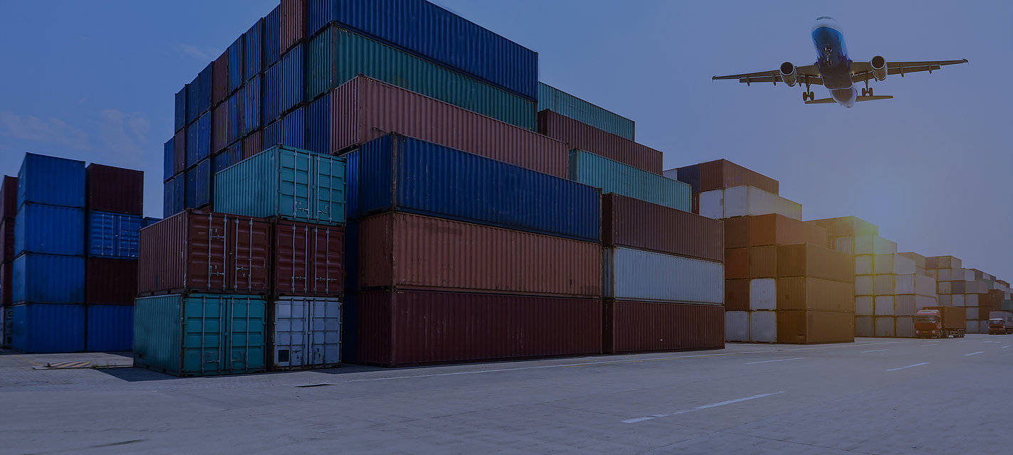 Slide Importação e Exportação